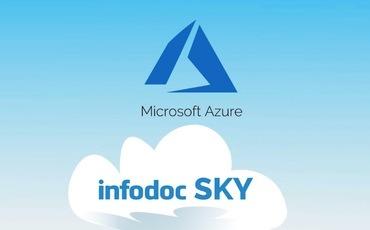 Nye skytjenester og InfodocID