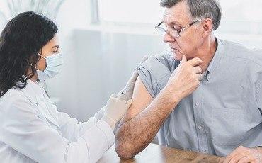 Snarveier for å spare tid ved vaksinering