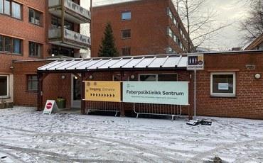 Lite smitte blant fastleger i Oslo kommune